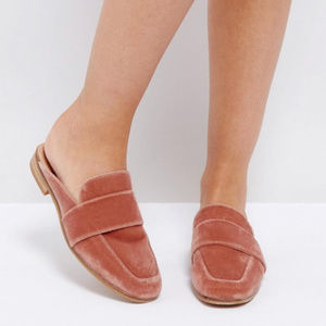 Free People At Ease Loafer Mule Size 7.5